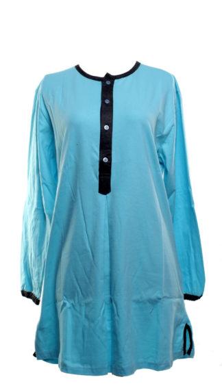 T Shirt Muslimah Haleema H902A Torqoise