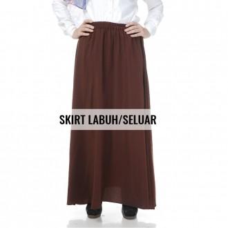Skirt Labuh/ Seluar