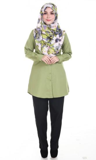Shira09-apple green