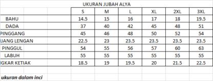 ALYA02 Jubah Eksklusif Alya Red Orange 4