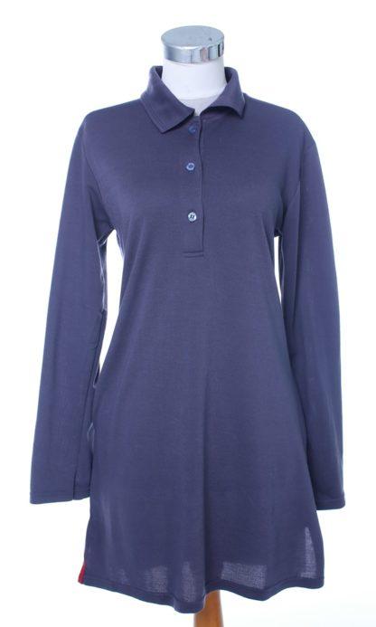 T Shirt Muslimah Haleema H9016A Grey 4