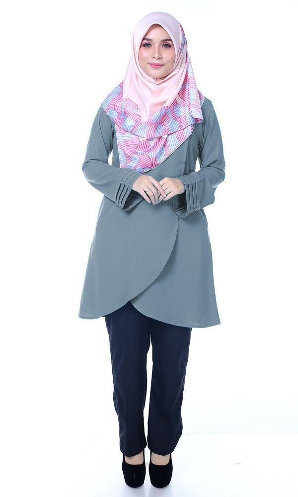 Raisya Grey 1