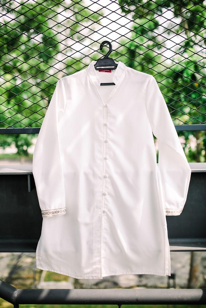 Mencari Blouse Muslimah Cotton Labuh Plus Size? 9