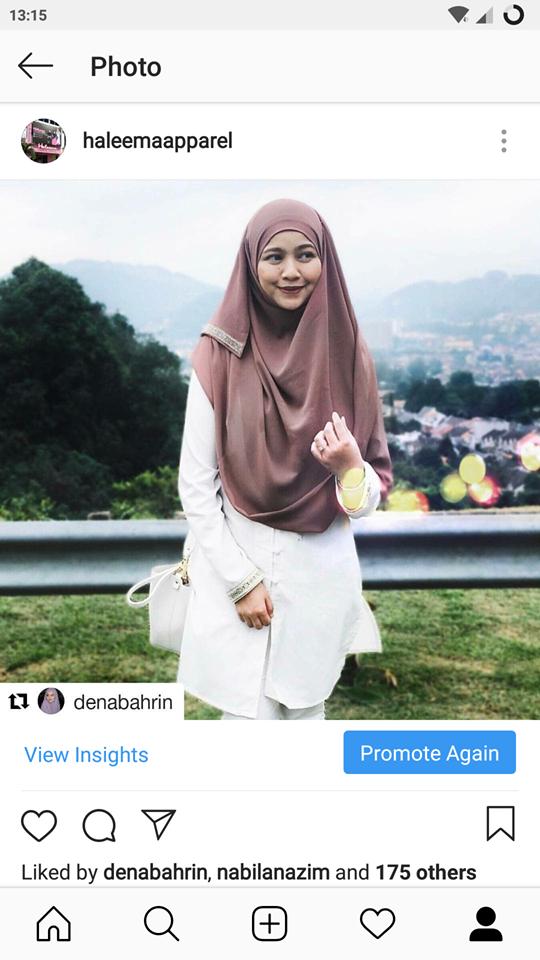 Mencari Blouse Muslimah Cotton Labuh Plus Size? 11