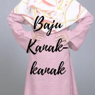 Baju Kanak-kanak Muslimah