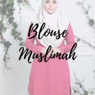 Blouse Muslimah