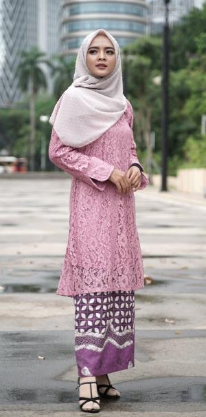 Adiba02 Baju Kurung Lace Adiba 1