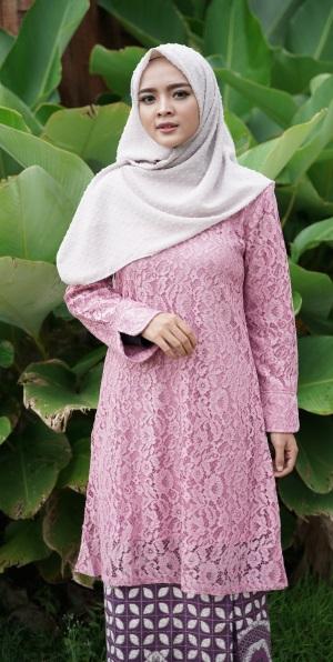 Adiba02 Baju Kurung Lace Adiba 2