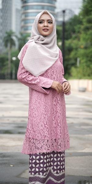 Adiba02 Baju Kurung Lace Adiba 3