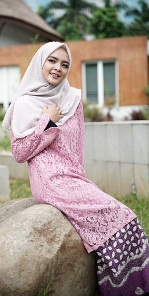 Adiba02 Baju Kurung Lace Adiba 4