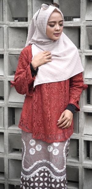 Camilla03 Baju Kurung Lace Camilla 3