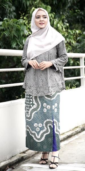 Camilla01 Baju Kurung Lace Camilla 1