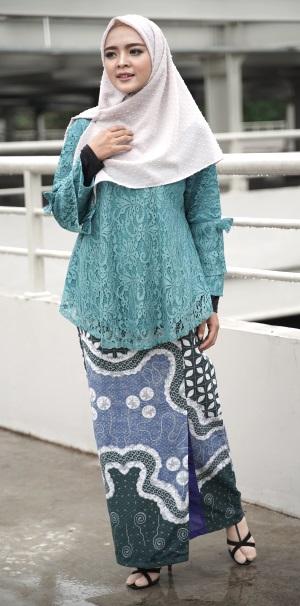 Camilla02 Baju Kurung Lace Camilla 2