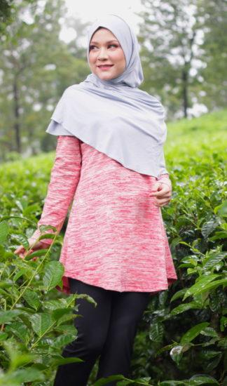 Tshirt Muslimah Cotton 6