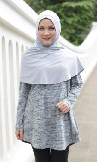 Tshirt Muslimah Cotton 5
